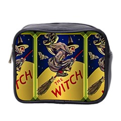 Witch Mini Travel Toiletry Bag (Two Sides)