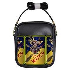 Witch Girl s Sling Bag