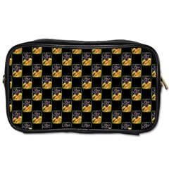 Witch Travel Toiletry Bag (Two Sides)