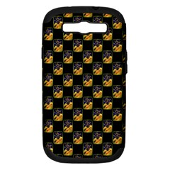 Witch Samsung Galaxy S III Hardshell Case (PC+Silicone)