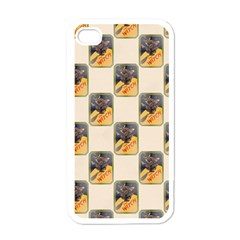 Witch Apple iPhone 4 Case (White)