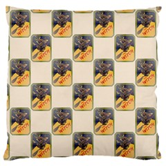 Witch Large Cushion Case (One Side)