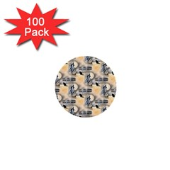 Witch 1  Mini Button (100 pack)