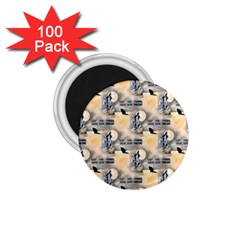 Witch 1.75  Button Magnet (100 pack)