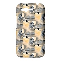 Witch HTC Rhyme Hardshell Case