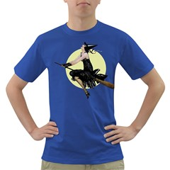 The Modern Witch Mens' T-shirt (Colored)