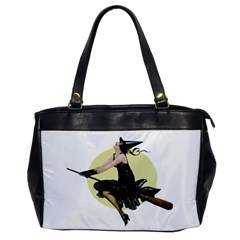 The Modern Witch Oversize Office Handbag (One Side)