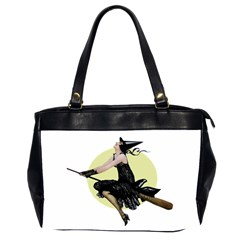 The Modern Witch Oversize Office Handbag (Two Sides)