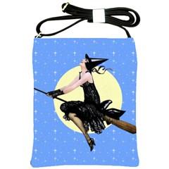 The Modern Witch Shoulder Sling Bag