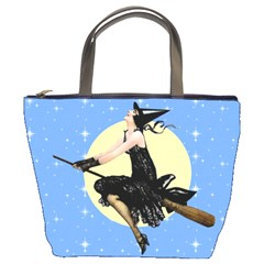 The Modern Witch Bucket Bag