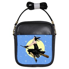 The Modern Witch Girl s Sling Bag