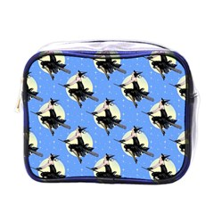 Witch Mini Travel Toiletry Bag (One Side)