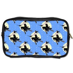 Witch Travel Toiletry Bag (One Side)