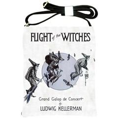Witches Shoulder Sling Bag