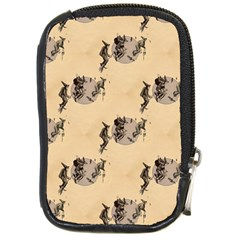 The Witches Flight  Compact Camera Leather Case