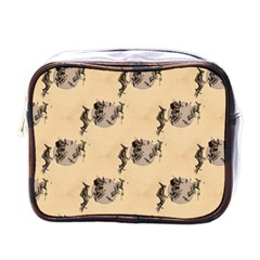 The Witches Flight  Mini Travel Toiletry Bag (One Side)