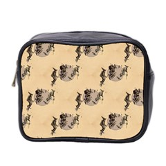 The Witches Flight  Mini Travel Toiletry Bag (Two Sides)