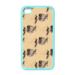 The Witches Flight  Apple iPhone 4 Case (Color)