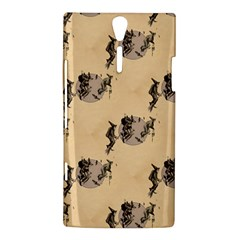 The Witches Flight  Sony Xperia S Hardshell Case