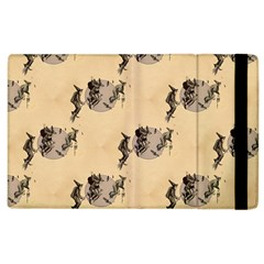 The Witches Flight  Apple iPad 3/4 Flip Case