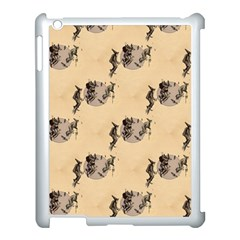 The Witches Flight  Apple iPad 3/4 Case (White)