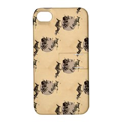 The Witches Flight  Apple iPhone 4/4S Hardshell Case with Stand