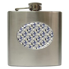 The Witches Dance Hip Flask