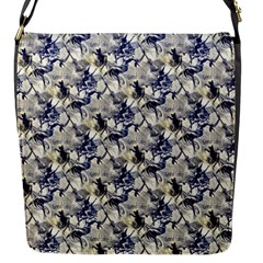 The Witches Dance Flap closure messenger bag (Small)