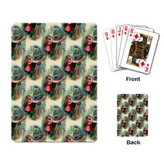 Alice In Wonderland Playing Cards Single Design