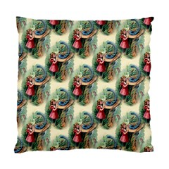 Alice In Wonderland Cushion Case (Two Sides)