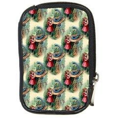 Alice In Wonderland Compact Camera Leather Case