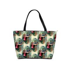 Alice In Wonderland Large Shoulder Bag