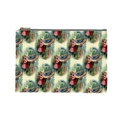 Alice In Wonderland Cosmetic Bag (Large)