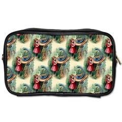Alice In Wonderland Travel Toiletry Bag (Two Sides)