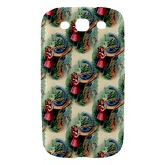 Alice In Wonderland Samsung Galaxy S III Hardshell Case