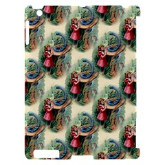 Alice In Wonderland Apple iPad 2 Hardshell Case (Compatible with Smart Cover)