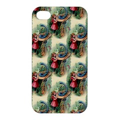 Alice In Wonderland Apple iPhone 4/4S Premium Hardshell Case