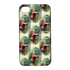Alice In Wonderland Apple iPhone 4/4S Hardshell Case with Stand