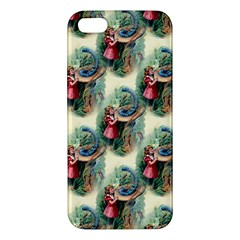 Alice In Wonderland iPhone 5 Premium Hardshell Case