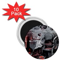 For Mothers Who Require Additional Nourishment And Strength 1.75  Button Magnet (10 pack)