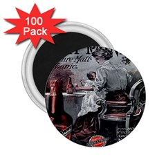 For Mothers Who Require Additional Nourishment And Strength 2.25  Button Magnet (100 pack)
