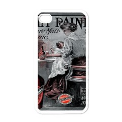 For Mothers Who Require Additional Nourishment And Strength Apple iPhone 4 Case (White)