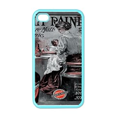For Mothers Who Require Additional Nourishment And Strength Apple iPhone 4 Case (Color)