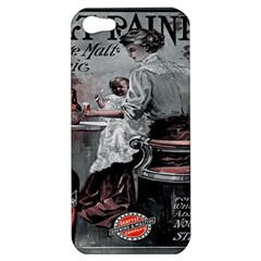 For Mothers Who Require Additional Nourishment And Strength Apple iPhone 5 Hardshell Case