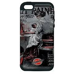 For Mothers Who Require Additional Nourishment And Strength Apple iPhone 5 Hardshell Case (PC+Silicone)