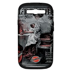 For Mothers Who Require Additional Nourishment And Strength Samsung Galaxy S III Hardshell Case (PC+Silicone)