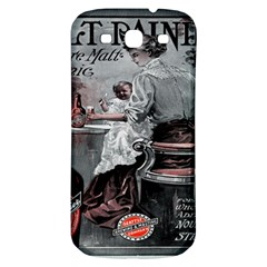 For Mothers Who Require Additional Nourishment And Strength Samsung Galaxy S3 S III Classic Hardshell Back Case