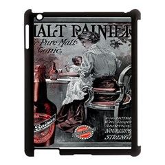 For Mothers Who Require Additional Nourishment And Strength Apple iPad 3/4 Case (Black)