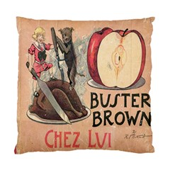 Buster Brown Cushion Case (One Side)