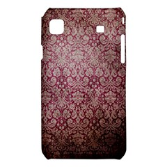 Vintage Wallpaper Samsung Galaxy S i9008 Hardshell Case